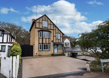 Thumbnail 4 bed semi-detached house for sale in Forest View Road, Loughton