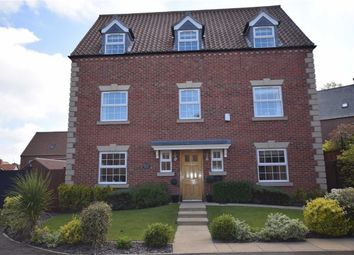 Thumbnail 5 bed detached house for sale in Tathams Orchard, Southwell, Nottinghamshire