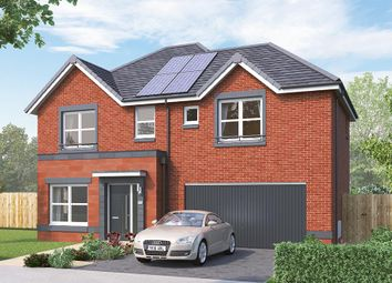 "Thumbnail 4 bedroom detached house for sale in ""The Westbury"" at Crosshill Road, Bishopton"
