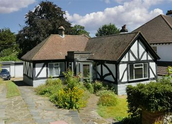 Thumbnail 3 bed detached bungalow for sale in Chipstead Way, Banstead, Surrey