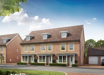 "Thumbnail 3 bedroom semi-detached house for sale in ""Woodvale"" at Cricket Field Grove, Crowthorne"