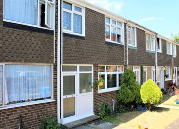 Thumbnail 3 bed terraced house to rent in Eddy Road, Aldershot