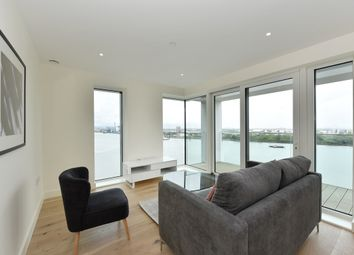 Thumbnail 2 bed flat to rent in Duke Of Wellington Avenue, Woolwich Arsenal
