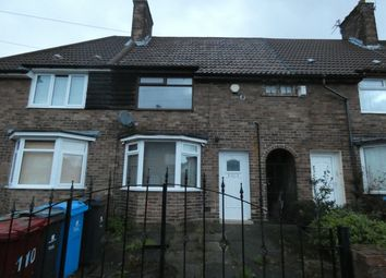 Thumbnail 2 bed terraced house for sale in Barford Road, Huyton, Liverpool