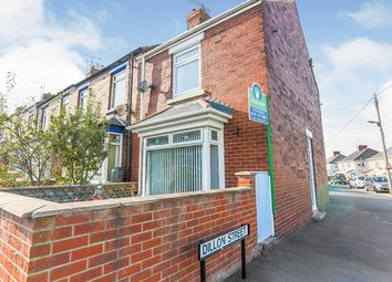 Thumbnail 2 bed end terrace house for sale in Dillon Street, Seaham, Durham