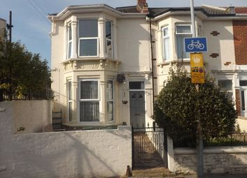 Thumbnail 2 bed flat to rent in Henley Road, Southsea