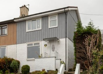 Thumbnail 3 bedroom semi-detached house for sale in Glenalmond Terrace, Craigie, Perth