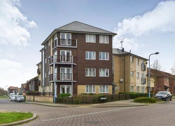 Thumbnail 2 bed flat for sale in Cavan Way, Broughton, Milton Keynes