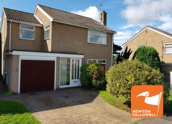 Thumbnail 4 bed detached house for sale in Derwent Close, Warsop, Mansfield