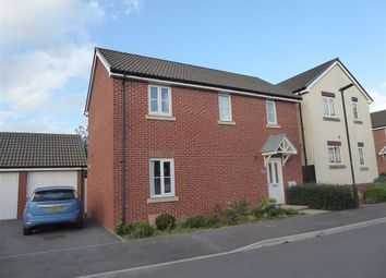 Thumbnail 3 bed detached house to rent in Cromwell Close, Newtown, Berkeley