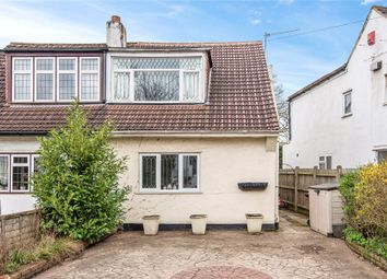 Thumbnail 2 bed semi-detached house for sale in Grasmere Gardens, Orpington, Kent