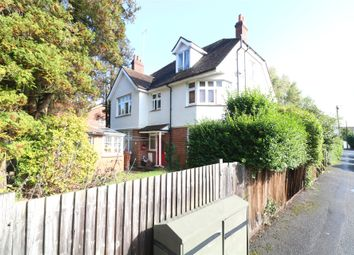 Thumbnail 2 bed flat to rent in Woodend Road, Deepcut, Camberley, Surrey
