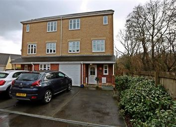 Thumbnail 3 bed semi-detached house for sale in Meadow Way, Pontyclun
