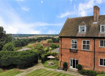 Thumbnail 4 bed end terrace house for sale in Hill Hall, Theydon Mount, Epping