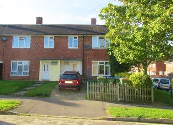Thumbnail 3 bedroom end terrace house for sale in Exford Avenue, Southampton