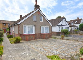 Thumbnail 3 bed bungalow for sale in Culver Road, Lancing, West Sussex
