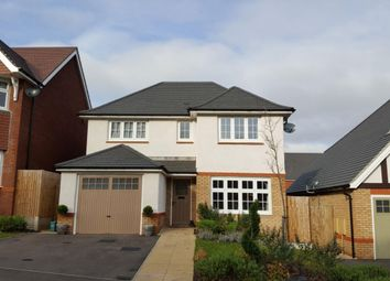 Thumbnail 4 bed property to rent in Goldsland Walk, Wenvoe, Cardiff