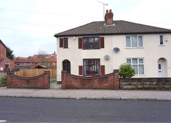 Thumbnail 2 bedroom semi-detached house for sale in Bramfield Avenue, Derby