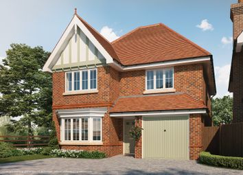 Thumbnail 4 bed detached house for sale in Greenacres, Fern Acre Gardens, Jackets Lane, Northwood