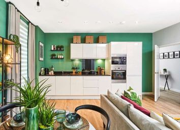"Thumbnail 2 bed flat for sale in ""Plot 87"" at Victoria Way, London"