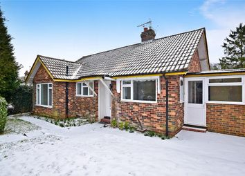 Thumbnail 3 bed detached bungalow for sale in Brighton Road, Hooley, Coulsdon, Surrey