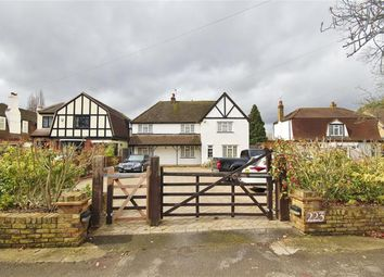 Thumbnail 4 bed detached house for sale in Long Lane, Uxbridge, Middlesex