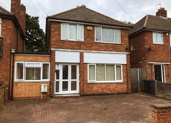 Thumbnail 3 bed detached house to rent in Brooklane, Kings Heath