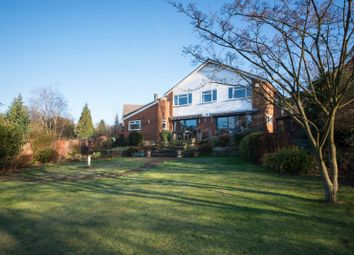 Thumbnail 4 bed property for sale in Greystones Drive, Reigate