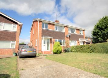 Thumbnail 3 bed semi-detached house to rent in Fowler Close, Earley, Reading, Berkshire