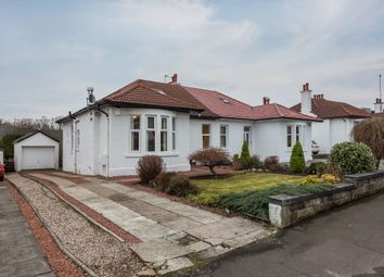 Thumbnail 3 bed semi-detached bungalow for sale in 25 Lanfine Road, Paisley