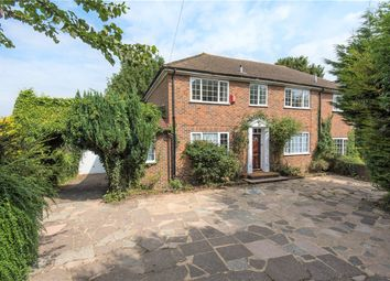 Thumbnail 5 bed detached house for sale in Buff Avenue, Banstead, Surrey