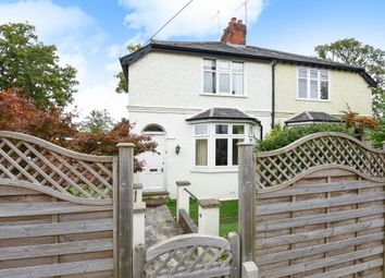 Thumbnail 2 bed semi-detached house for sale in New Road, Ascot