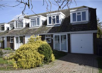 Thumbnail 2 bed end terrace house for sale in Glebe Close, Bexhill-On-Sea, East Sussex