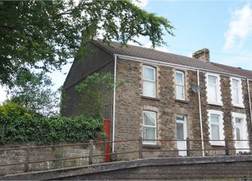 Thumbnail 3 bed terraced house for sale in Llangyfelach Road, Treboeth