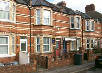 Thumbnail 3 bed terraced house to rent in Regents Park, Exeter