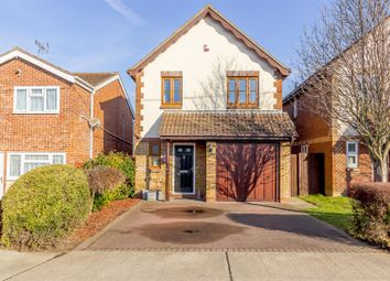Thumbnail 3 bed detached house for sale in Eversley Road, Benfleet