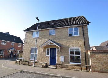 Thumbnail 3 bedroom detached house for sale in Willow Herb Walk, Wymondham