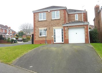 Thumbnail 4 bed detached house for sale in Burmese Way, Rowley Regis