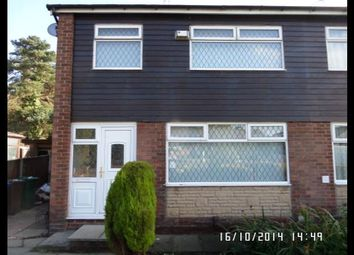 Thumbnail 3 bed semi-detached house to rent in Watkin Road, Clayton-Le-Woods, Chorley