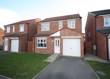 Thumbnail 4 bedroom detached house for sale in The Ridings, Middlesbrough