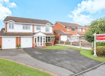 Thumbnail 5 bedroom detached house for sale in Baneberry Drive, Featherstone, Wolverhampton