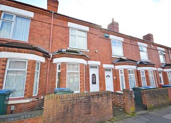Thumbnail 3 bedroom terraced house for sale in King Edward Road, Hillfields, Coventry
