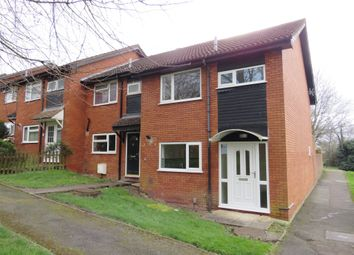 Thumbnail 3 bed end terrace house for sale in Matlock Close, Brownsover, Rugby