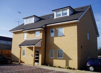 Thumbnail 2 bed flat to rent in Linden Court, Benfleet, Essex