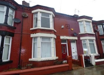 Thumbnail 3 bed property to rent in Croxteth Road, Bootle