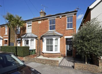 Thumbnail 4 bed semi-detached house to rent in Dorchester Road, Weybridge