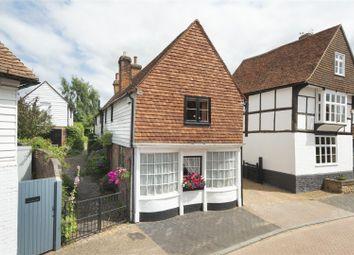 Thumbnail 3 bed detached house for sale in Church Street, Hadlow, Tonbridge