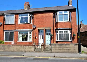 Thumbnail 3 bedroom end terrace house for sale in Commercial Street, Norton, Malton