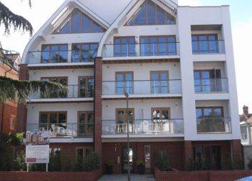 Thumbnail 2 bed flat to rent in Wentworth House, Pyrford Road, West Byfleet, Surrey