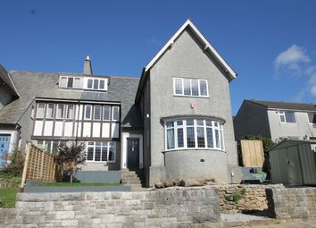 Thumbnail 6 bed semi-detached house for sale in Vapron Road, Plymouth